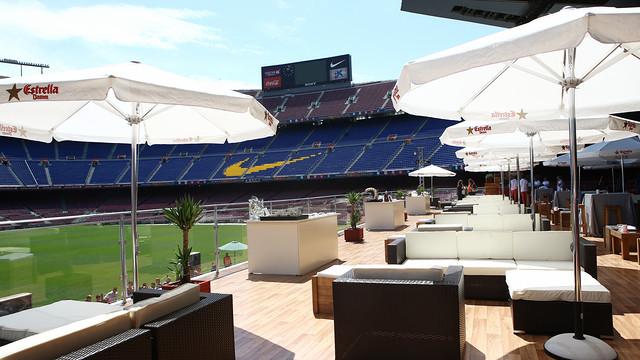 Camp Nou Lounge