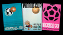 World Cup posters from the sixties
