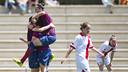 The womens team are into the final of the Copa de la Reina / PHOTO: FCB Archive