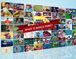 Barça Fans, la communauté exclusive pour les fans du FC Barcelone