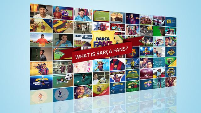 Barça Fans: The international community for Barça real fans