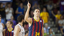 Barça would secure the ACB title with a win at the Palau tonight / PHOTO: VÍCTOR SALGADO - FCB