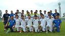 Clinik Persib U-21 dengan tim FC Barcelona. Foto: dok Head & Shoulder