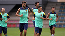 The Club's Spanish players will be back on July 24, with the Chileans returning four days later/ PHOTO: ARXIU FCB