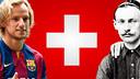 Le Barça et la Suisse
