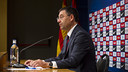 Bartomeu. PHOTO: VÍCTOR SALGADO-FCB.
