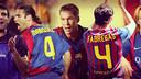 Rakitic will wear the number 4 shirt at Barça