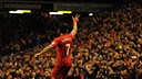 Suárez was on outstanding form at Liverpool last season.