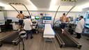 Medical tests from the 2013-14 season / PHOTO: Arxiu FCB