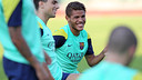 Dos Santos is leaving for Villarreal / PHOTO: FCB ARCHIVE