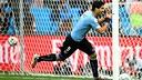 Suarez, avec l'Uruguay / PHOTO: FIFA.COM
