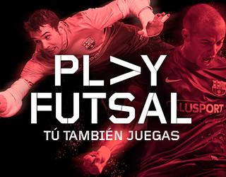 Diseño Play Futsal