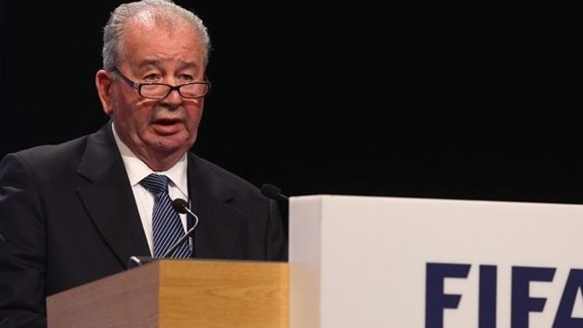 Julio Humberto Grondona has been in charge of the AFA since 1979 / PHOTO: FIFA.COM