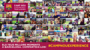 The #CAMPNOUEXPERIENCE selfie competition has been a huge success