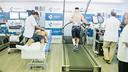Leo Messi and Neymar Jr pass medicals / PHOTO: VÍCTOR SALGADO - FCB