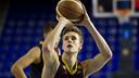 Nick Spires jugará cedido al Baloncesto Fuenlabrada las próximas dos temporadas / Foto: Víctor Salgado