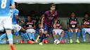 Montoya played the full match in Geneva / PHOTO: MIGUEL RUIZ-FCB