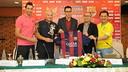 El Barça ha generado una gran expectación en Indonesia / FOTO: BUNG ANDRIE