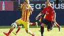 El Barça B ha perdido su primer partido de Liga / FOTO: CA OSASUNA