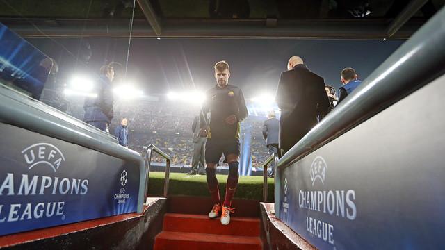 El Barça conocerá este jueves a sus rivales en la fase de grupos de la Liga de Campeones / FOTO: Archivo FCB