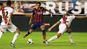 Neymar Jr starred against Vallecas lasy season / PHOTO: MIGUEL RUIZ - FCB
