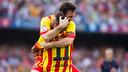 Messi et Neymar Jr, décisifs / PHOTO : GERMÁN PARGA-FCB