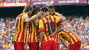 It was another wonderful Saturday at FC Barcelona / PHOTO: MIGUEL RUIZ - FCB