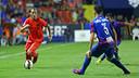Ivan Rakitic had a lively game against Levante / PHOTO: MIGUEL RUIZ - FCB