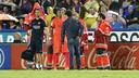 Neymar came off in the second half at Levante / PHOTO: MIGUEL RUIZ-FCB