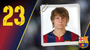 Portrait Alen Halilovic. Number 23