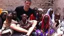 Nachbar's visit produced thought-provoking images. PHOTO: UNICEF