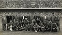 The Camp Nou hosted its first ever match on September 24, 1957 / PHOTO: ARXIU FCB