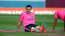Thomas Vermaelen has fully recovered from his hamstring injury / PHOTO: MIGUEL RUIZ - FCB