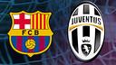 Barça and Juventus, No goals conceded