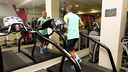 Ari Santos' total dedication to rehab has paid off / PHOTO: MIGUEL RUIZ - FCB