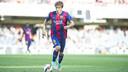 El Barça B quiere volver a ganar en el Miniestadi / FOTO: VÍCTOR SALGADO - FCB