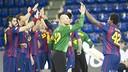 FOTO: VÍCTOR SALGADO - FCB