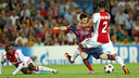 Messi avait marqué un hat-trick l'an passé / PHOTO: MIGUEL RUIZ-FCB