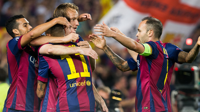 Barcelone 3-1 Ajax : La semaine du derby est lancée