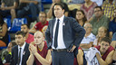 Xavi Pascual has high hopes for the team's future this season / PHOTO: FCB Archive