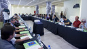 Plenary Meeting of the Supporters Clubs Council at the FC Barcelona Espai Social