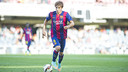 Sergi Samper was considered the most promising young Catalan talent / PHOTO: VÍCTOR SALGADO - FCB