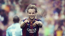 Ivan Rakitic was speaking to Football Focus on the BBC /FCB