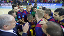 Barça are back in the Final Four of the UEFA Futsal Cup / PHOTO: MIGUEL RUIZ - FCB