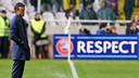 Luis Enrique, pendant le match / PHOTO: MIGUEL RUIZ-FCB