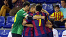 El Barça celebrou um total de 54 gols em nove jogos no mês de novembro