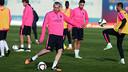 Mathieu de retour. PHOTO: MIGUEL RUIZ-FCB.