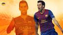 Els gols de Sergio Busquets a la Lliga