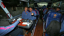 Samper and Munir on the coach/ PHOTO: MIGUEL RUIZ-FCB