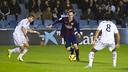 Alen Halilovic, shown here in a match at the Miniestadi, scored the lone goal in Barça B's win at Girona on Sunday. / PHOTO: VÍCTOR SALGADO - FCB